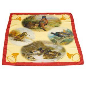 foulard a fantasia animali